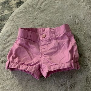 Other - Babygirl cotton trill shorts